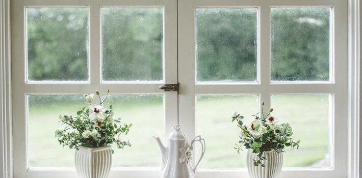 Комплект за почистване на прозорци